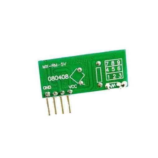 MX-05 433MHz Wireless Receiver Module