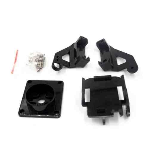 Obstacle Avoiding Ultrasonic DIY 2WD Arduino Robot Kit