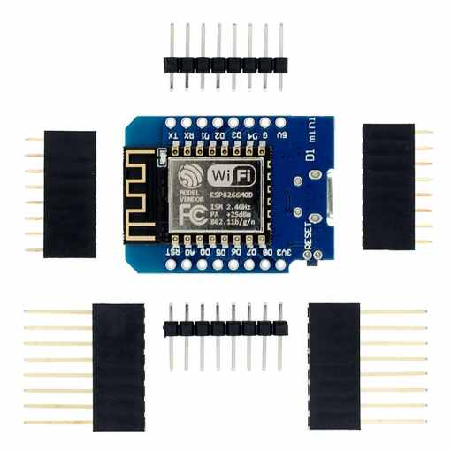 PHI1111309 – WeMos Lolin D1 Mini ESP8266 Development Board – ESP-12F 02