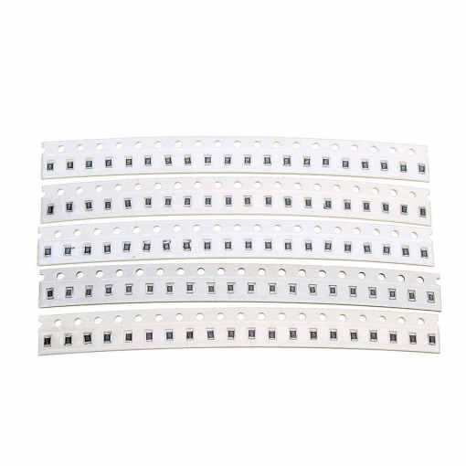 0805 Surface Mount SMD Resistor Pack 1K – 100K Values – Pack of 360