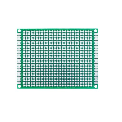 PHI1062103 – 572 Point Solderable PCB Prototype Breadboard 6cm x 8cm – Pack of 3 02