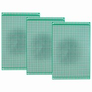 3102 Point Solderable PCB Prototype Breaboard 12cm x 18cm – Pack of 3