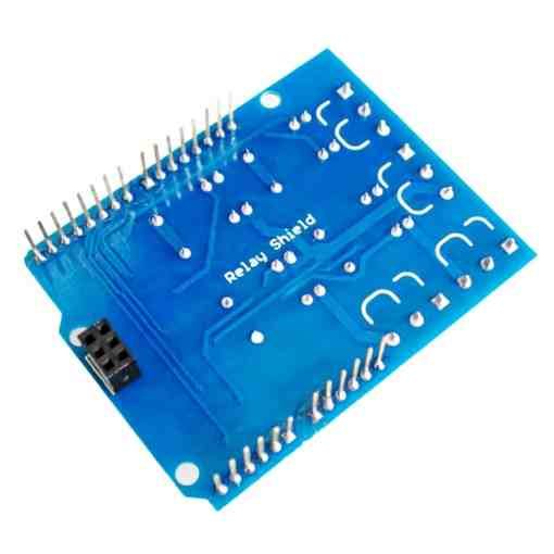 PHI1012245 – 4 Channel 5V Relay Board Shield 03