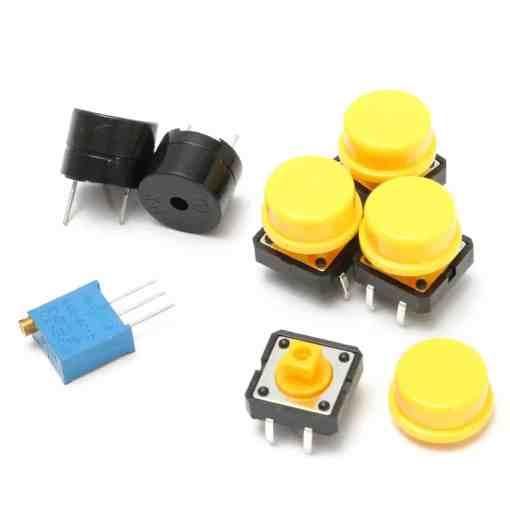 PHI1012179 – Mega 2560 Super Starter Kit – Arduino IDE Compatible 06