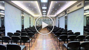 Auditorio AHRCC - Matterport - PhiSigma Interactive