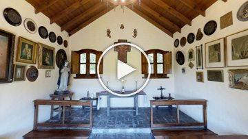 Capilla - Estancia San Ceferino - PhiSigma Interactive - Matterport
