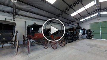 Museo de Carruajes 2 - Matterport - PhiSigma Interactive - Estancia San Ceferino