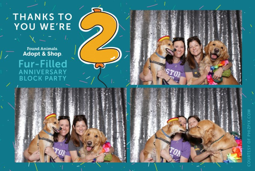 Photo template for Culver City Photo Booth Fundraiser Corporate Event