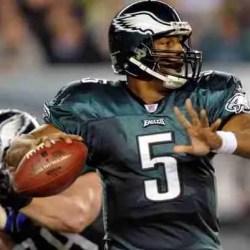 Former-Eagles Quarterback