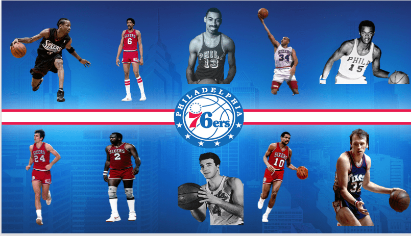 "The ""All-Time"" SIxers Team"