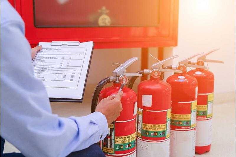 protect property from smoke damage