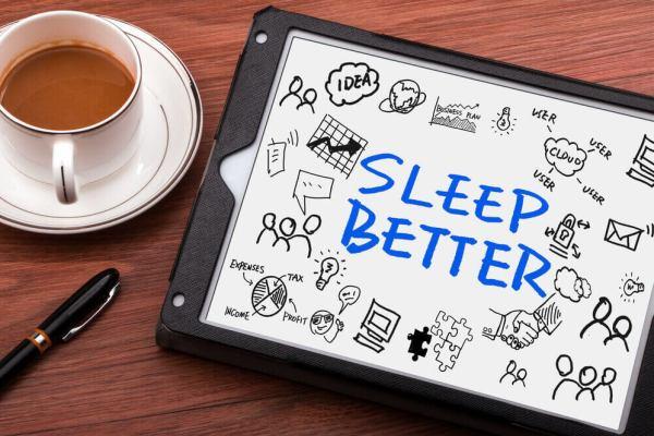 sleep wellness tips