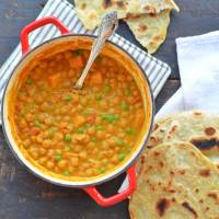 curry roti recipe