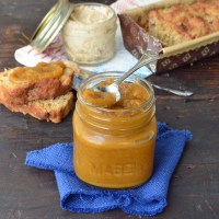 whiskey maple pumpkin butter