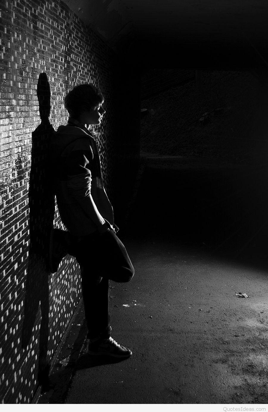 I Miss U Wallpapers Sad Boy Hd Free Miss You Alone