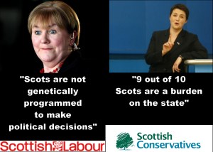 Scottish Opposition Leaders' Quotations