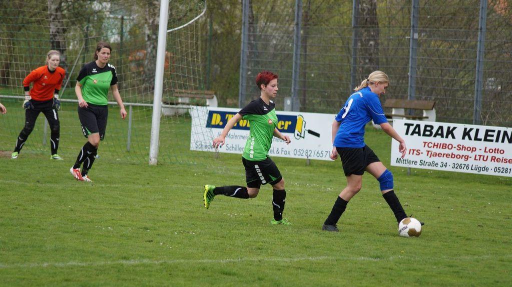 Phönix Damen vs Sabbenhausen 26.04.2015