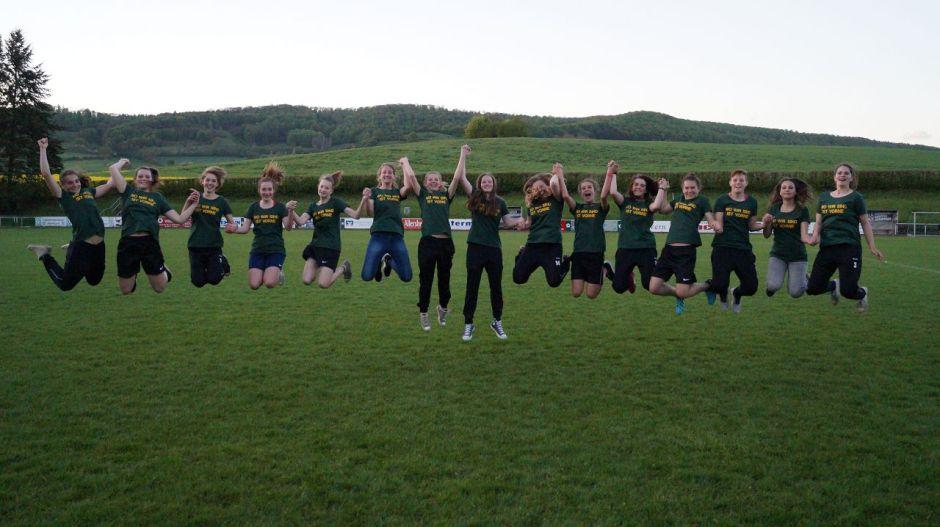 Phönix B-Juniorinnen vor Aufstiegsrunde 2015