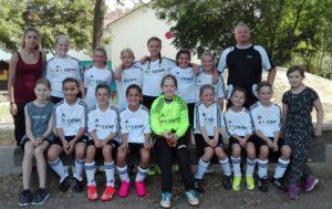 D-Juniorinnen 2016/17