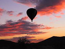 Balloon rides in Phoenix Arizona