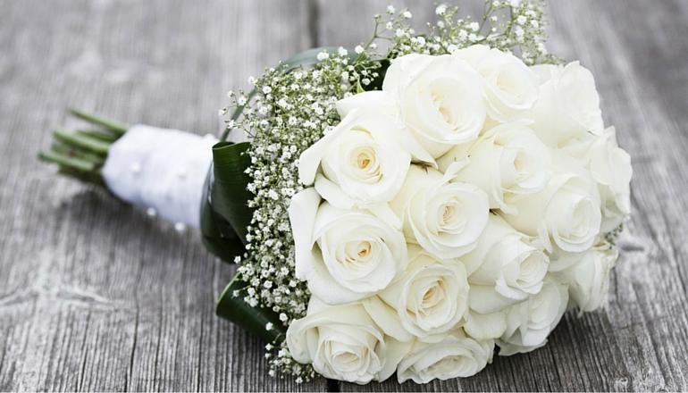 Bouquet Sposa Orchidee E Fiori D Arancio.La Scelta Dei Fiori Delle Nozze In Base Alla Stagione E Colori