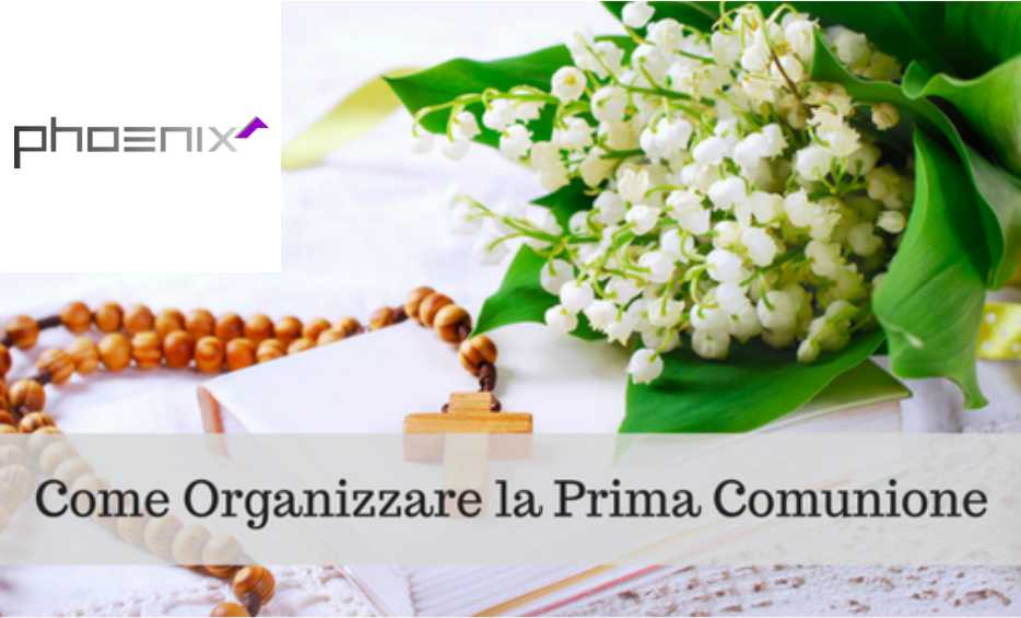 Come Organizzare la Prima Comunione: Idee e Consigli