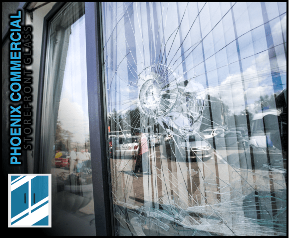 87 phoenix commercial storefront glass repair install emergency 3