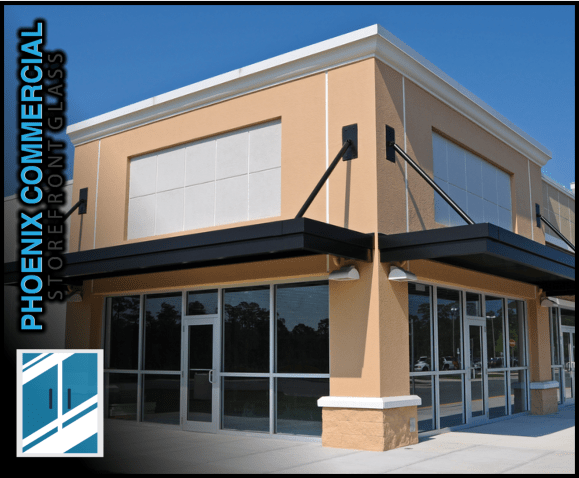 88 phoenix commercial storefront glass repair install home 1