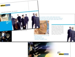 Nikon G2 Brochure