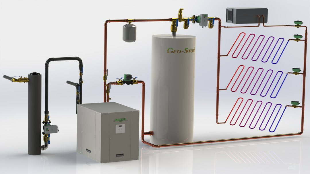 Direct to Load Piping - No cost piping change can increase system efficiency by 10%.