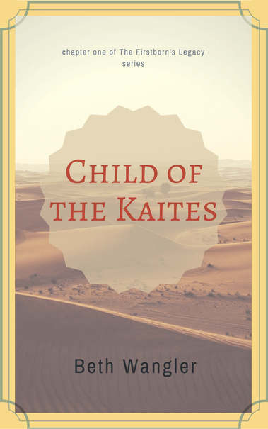 Book Cover: Child of the Kaites