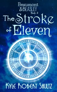 Book Cover: The Stroke of Eleven