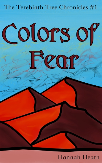 Book Cover: Colors of Fear