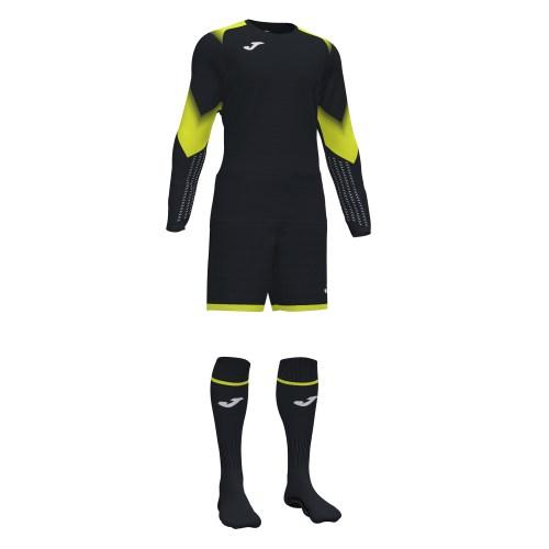 Black Zamora GK Kit