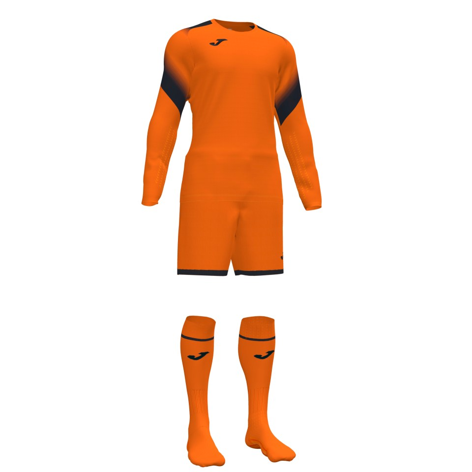 Salmon Zamora GK Kit
