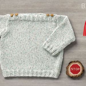 Anleitung PULLI aus Baby Tweed