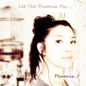 Let The Phoenix Fly album cover 1 text
