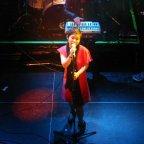 Phoenix J with greenhaus at Gotham festival Islington Academy (8)