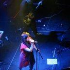Phoenix J with greenhaus at Gotham festival Islington Academy (9)