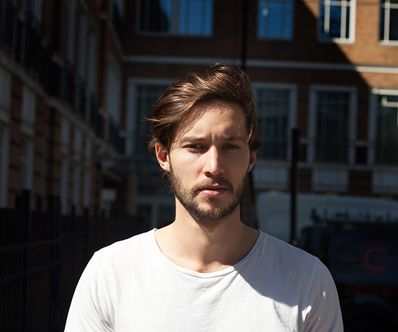 Male Model Monday | Chris Poole @ Elite