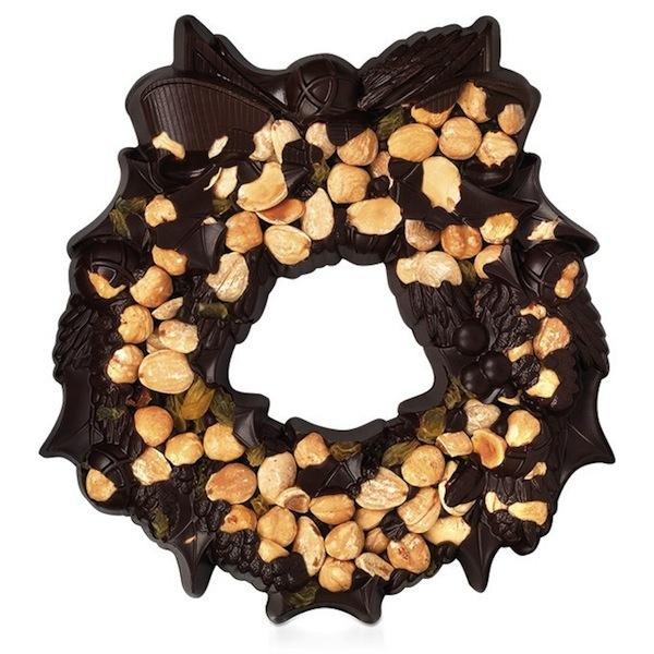 Hotel Chocolat Rabot Chocolate Wreath