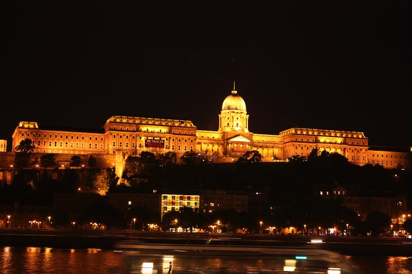 Royal Palace, Budapest, Arian Zwegers, Creative Commons