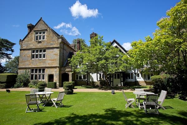 Ockenden Manor Hotel & Spa - Summer Exterior and Gardens
