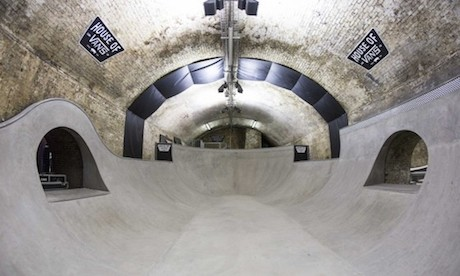 House Of Vans | London's New Eclectic Underground Space