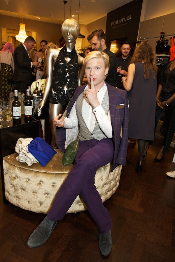 """Rigby & Peller celebrate re-launch of iconic Knightsbridge store with """"The Art of Lingerie"""" private party"""