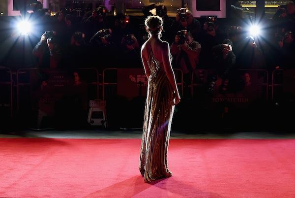 """""""Foxcatcher"""" - Amex Gala Premiere VIP Arrivals - 58th BFI London Film Festival"""