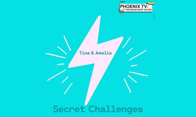 Secret Mission: Tina & Amelia