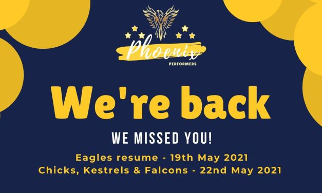 NEWS: We've coming back!