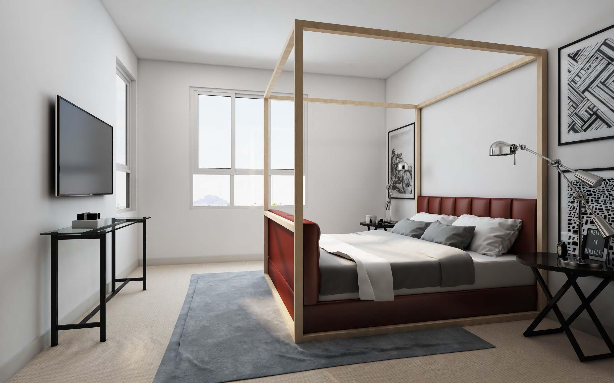 Inspire Bedroom