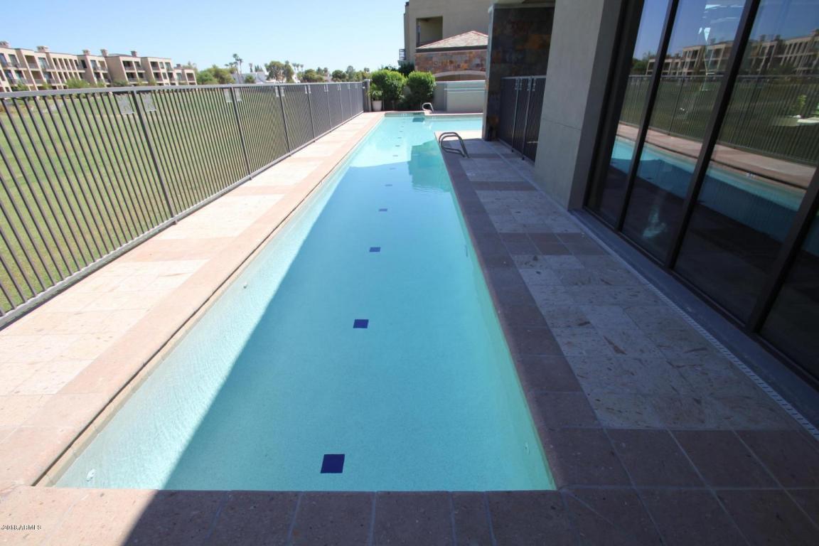 Biltmore Heated Lap Pool